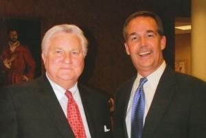 Fred Roberts of Ocala & Mel Martinez